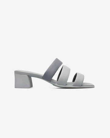 Camper Strappy Heeled Sandals