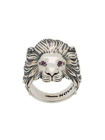 Nove25 Roaring Lion Ring