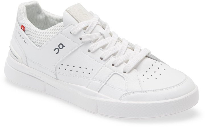 THE ROGER Clubhouse Tennis Sneaker