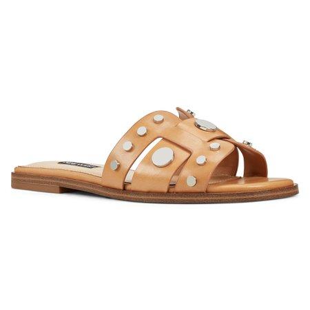 Gema Slide Sandals - Nine West