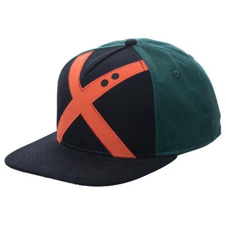 My Hero Academia Bakugo Cosplay Hat – Crunchyroll