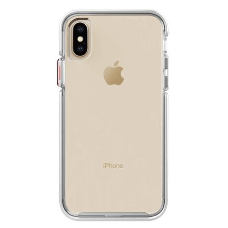 Pelican AMBASSADOR Case for iPhone X/Xs - Clear/White/Rose Gold