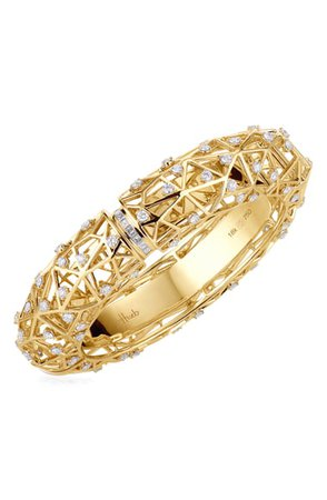 Hueb Estelar Diamond Bangle Bracelet | Nordstrom