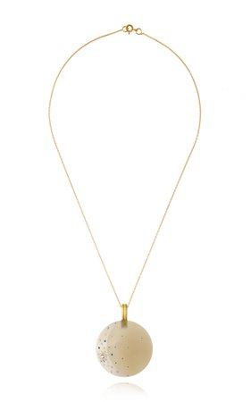Jacqueline Cullen Galactica Disc Necklace