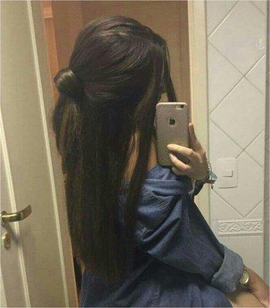 black hair 3