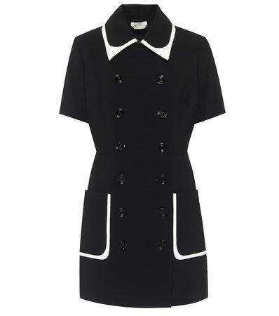 Fendi - Button-down minidress | Mytheresa