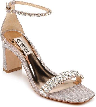 Harriet Block Heel Sandal