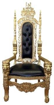 Throne-King Chair