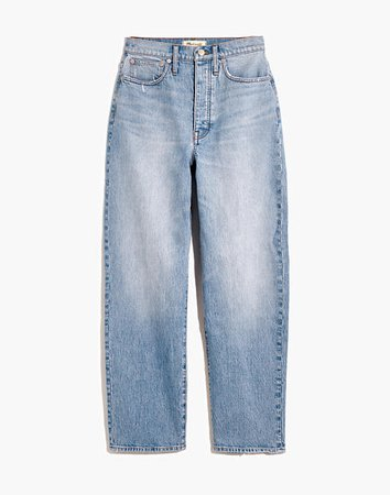 Women's Balloon Jeans in Hewes Wash | Madewell