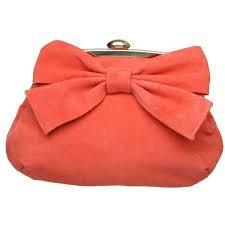 coral evening purse - Google Search