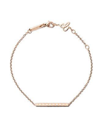 Chopard 18kt Rose Gold Ice Cube Pure Bracelet - Farfetch