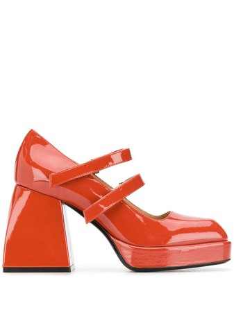 Nodaleto Block Heel Pumps - Farfetch