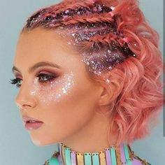 Pinterest - coachella makeup