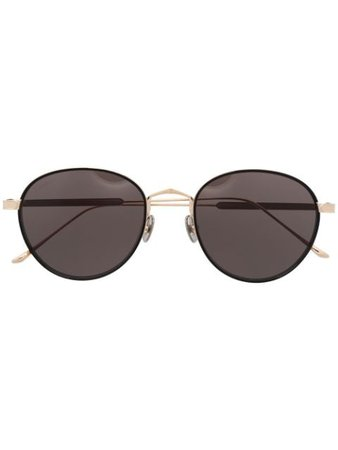 Cartier Eyewear round-frame Sunglasses - Farfetch