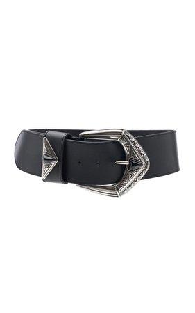 Wide Leather Waist Belt By Etro | Moda Operandi