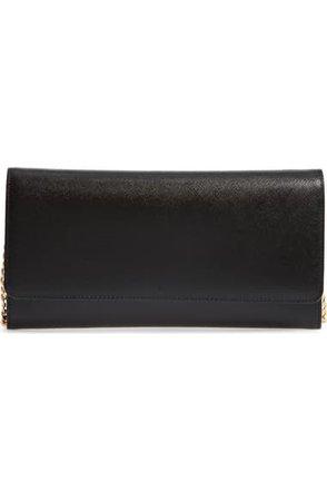 Nordstrom Selena Leather Clutch | Nordstrom