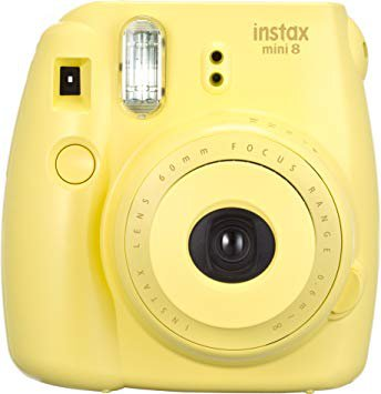 yellow polaroid
