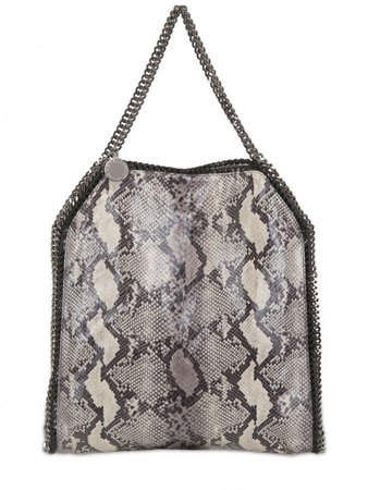 Snake print bag Stella McCartney