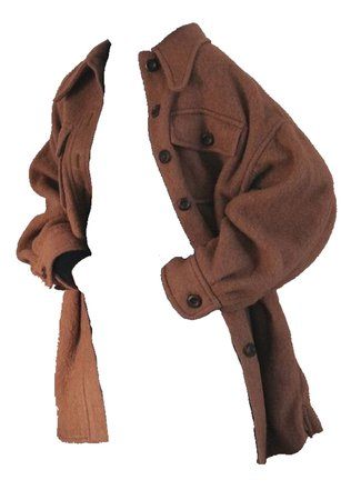 brown softtouch jacket