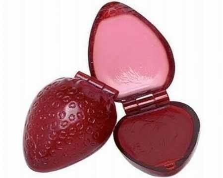 Strawberry Lipstick