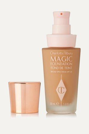Magic Foundation Flawless Long-lasting Coverage Spf15 - Shade 6.75, 30ml
