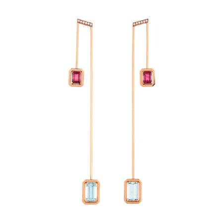 Acappella Earrings — Jewellery Boutique Singapore | Good Jewellery Design | Customised Jewellery