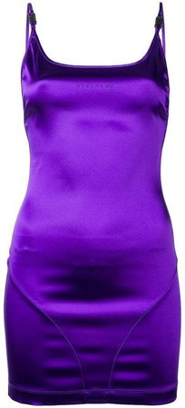 1017 ALYX 9SM fitted mini dress