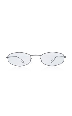 MYKITA Oval-Shaped Sunglasses