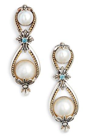Konstantino Pearl Drop Earrings | Nordstrom