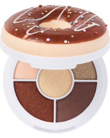 eyeshadow donut