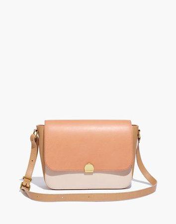 The Abroad Shoulder Bag: Colorblock Edition