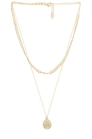 8 Other Reasons Amira Lariat in Gold | REVOLVE