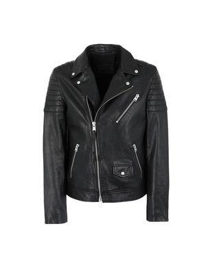 SOLD OUT Allsaints Leo Biker - Biker Jacket - Men Allsaints Biker Jackets online on YOOX United States - 41877814