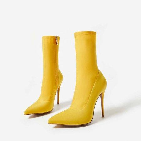 yellow balenciaga boots - Google Search