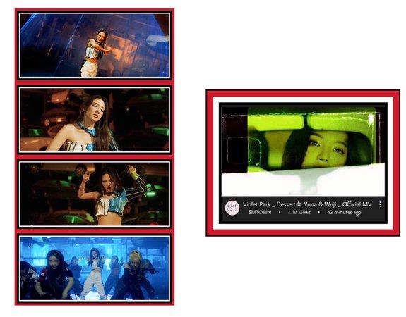 VioletPark _ DESSERT ft. Yuna & Wuji _ Official MV