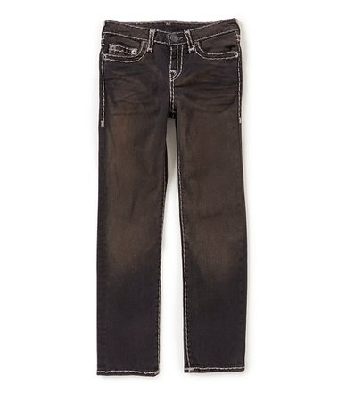 True Religion Big Boys 8-20 Geno Super Slim-Fit T Denim Jeans | Dillard's