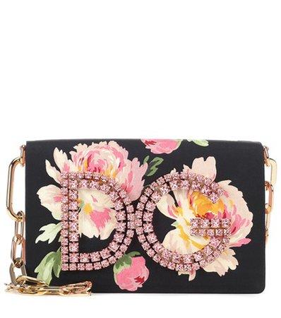 DG Girls embellished shoulder bag