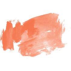 peach paint swatch