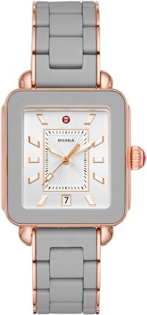 Deco Sport Watch Head & Bracelet, 34mm