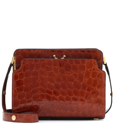 Trunk Reverse Shoulder Bag | Marni - Mytheresa