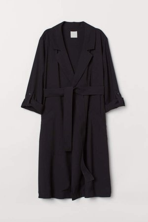 MAMA Coat - Black