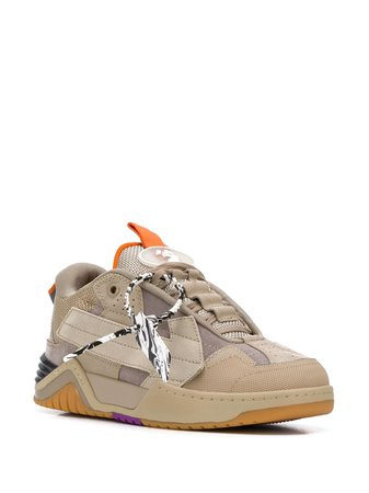 Off-White zip-tag low-top Sneakers - Farfetch