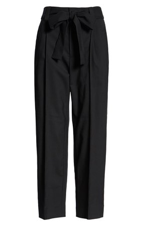J.Crew Collection Tie Waist Pants | Nordstrom