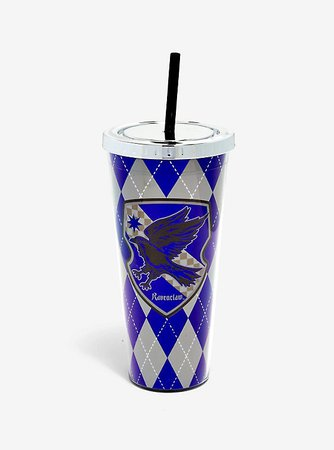 Harry Potter Ravenclaw Foil Acrylic Travel Cup