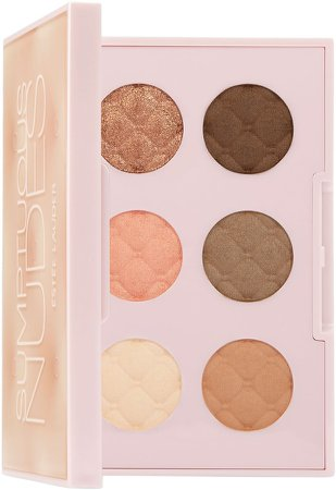 Sumptuous Nudes Silky-Smooth Eyeshadow Palette