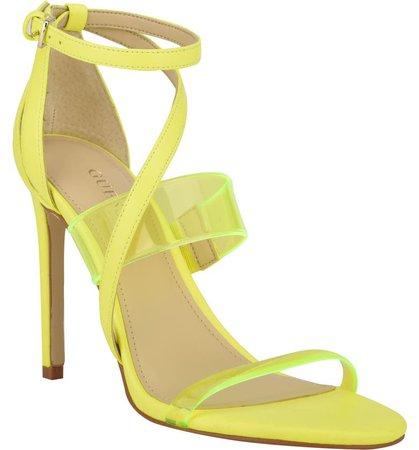 GUESS Felecia Ankle Strap Sandal (Women) | Nordstrom