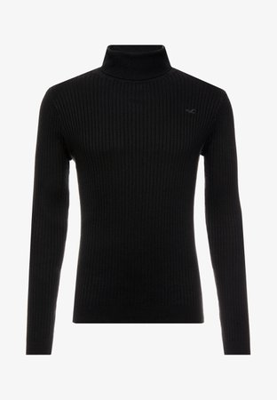 Turtleneck black men
