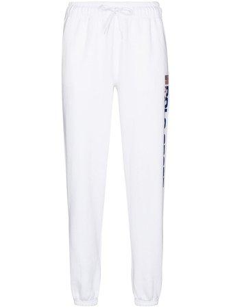 Polo Ralph Lauren Polo Sport Cropped Track Pants - Farfetch