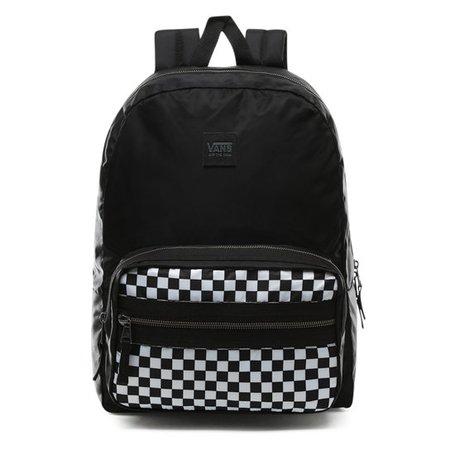 Distinction II Backpack   Black   Vans