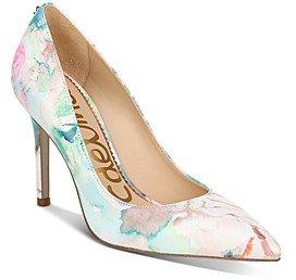 Women's Hazel Pointed Toe High-Heel Pumps